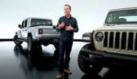 Jeep Gladiator, i segreti del nuovo pick-up svelato al Los angeles Auto Show