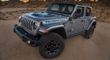 Jeep, due riconoscimenti conquistati al 4x4 Of The Year. Wrangler e Renegade premiate da 4x4 Magazine