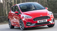 Ford Fiesta ST, high tech come un'auto da gara: differenziale LSD, EcoBoost da 200 cv e Launch Control