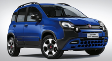 Fiat Panda City Cross 4x2, arriva il crossover cittadino con look e doti dell'iconica versione integrale