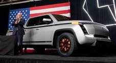 Lordstown Endurance, lanciato dal vicepresidente Usa Mike Pence. Investitori credono nel pick-up Ev, raccolti 994 ml di dollari