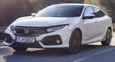 "Civic 10 e lode, Al volante della ""classe media"" Honda: comportamento brillante, tanta efficienza"