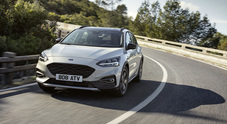 Focus Active, la nuova crossover di Ford