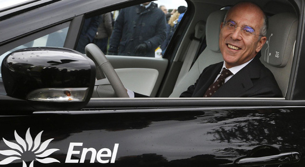 Francesco Starace ad dell'Enel