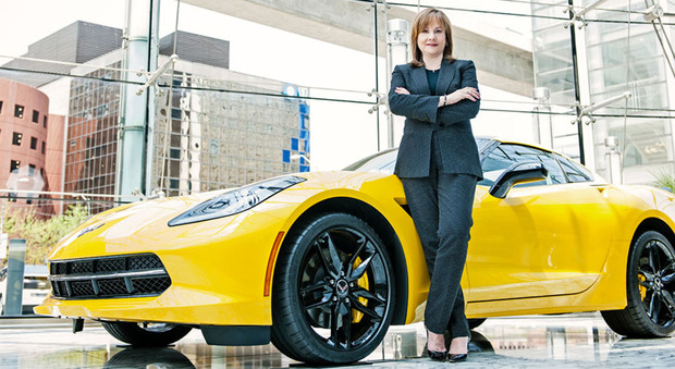 Mary Barra, numero uno di General Motors