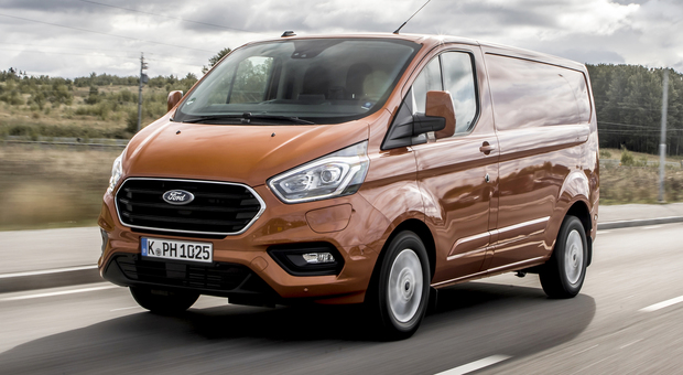 Il nuovo Ford Transit Phev