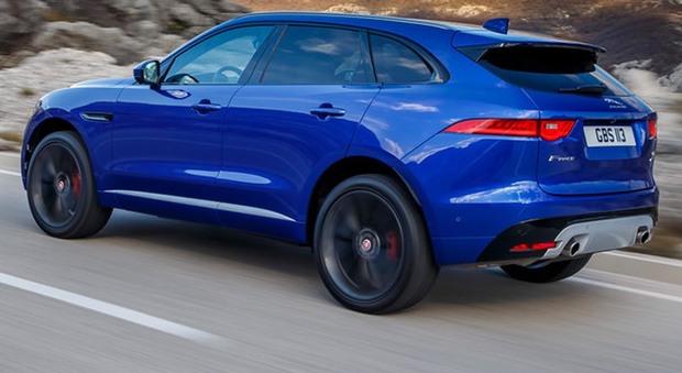 Jaguar Land Rover Non Rallenta La Corsa Nel 2016 Le