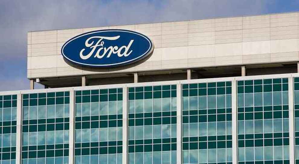 Una sede Ford in Usa
