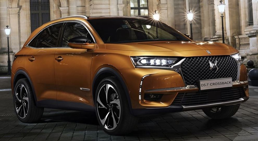 La DS7 Crossback