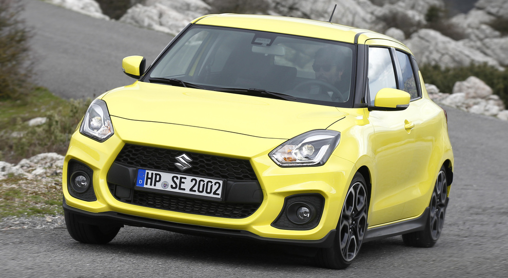 La Suzuki Swift Sport