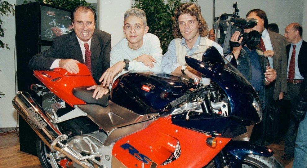 Morto Ivano Beggio, papà dell'Aprilia: lanciò Rossi e Biaggi
