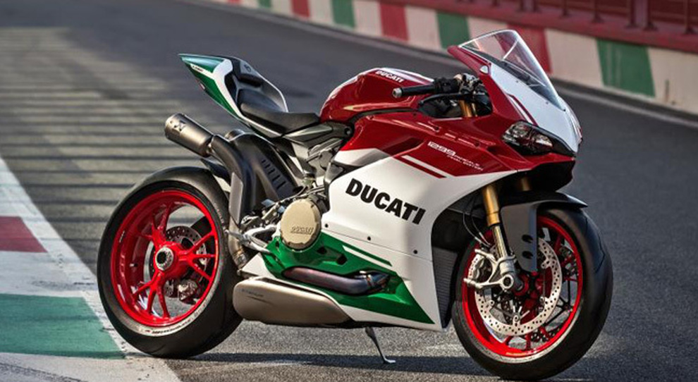 La Ducati 1299 Panigale R Final Edition