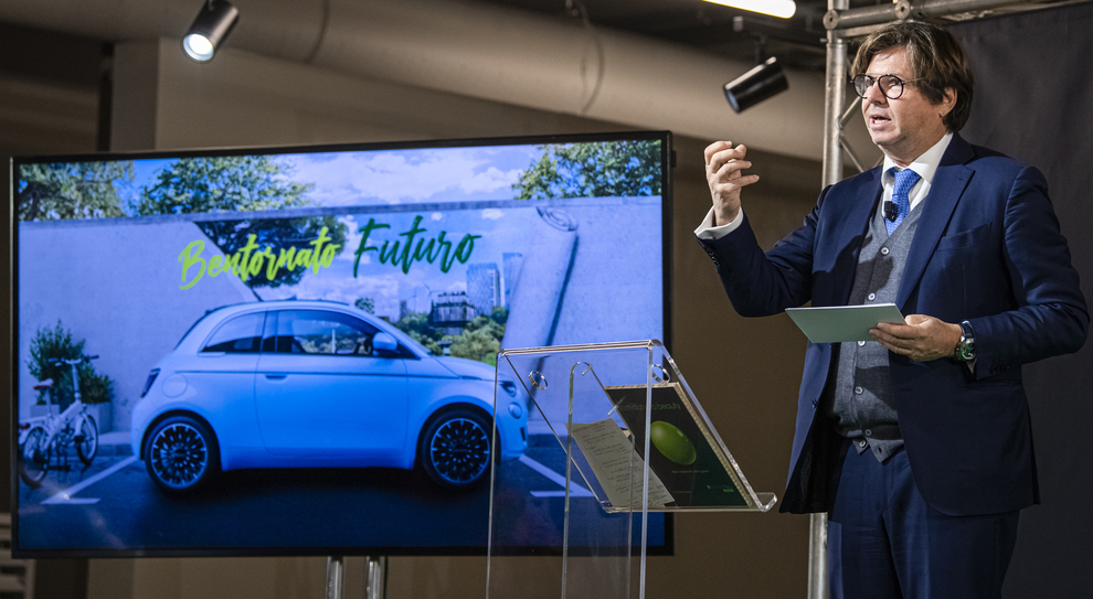 Olivier François, il capo globale di Fiat e del marketing Fca,