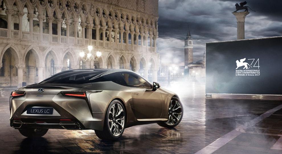 Venezia 74, Lexus è main sponsor