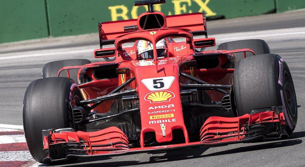 Formula Uno: Vettel stravince in Canada