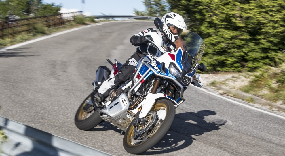 La nuova Honda Africa Twin Adventure Sports