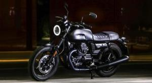 Moto Guzzi V7 III Stone Night Pack, look essenziale e anima high tech