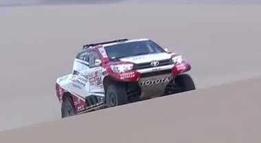 Dakar 2018, seconda tappa dominata dalla Peugeot 3008. Toyota in difesa