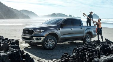 Ford Ranger, il pickup dell'Ovale Blu sbarca in Usa