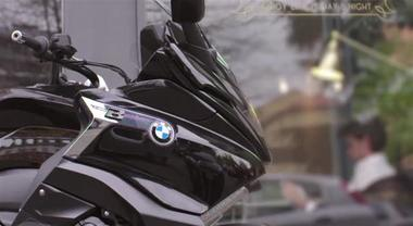 BMW K 1600 B, classe ed eleganza on the road