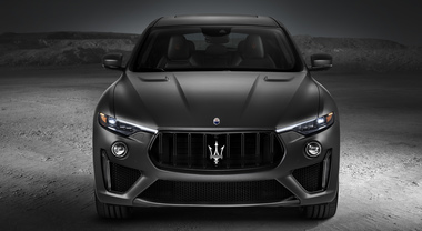 Maserati lancia a New York il superSuv Levante Trofeo con motore V8 da 590 cv Made in Maranello