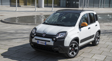 Panda Connected by Wind, la best seller Fiat si trasforma in un hot-spot a 4 ruote