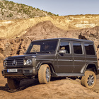 Mercedes evolve l'iconica Classe G: look evergreen, ma contenuti e doti off-road sono superlativi